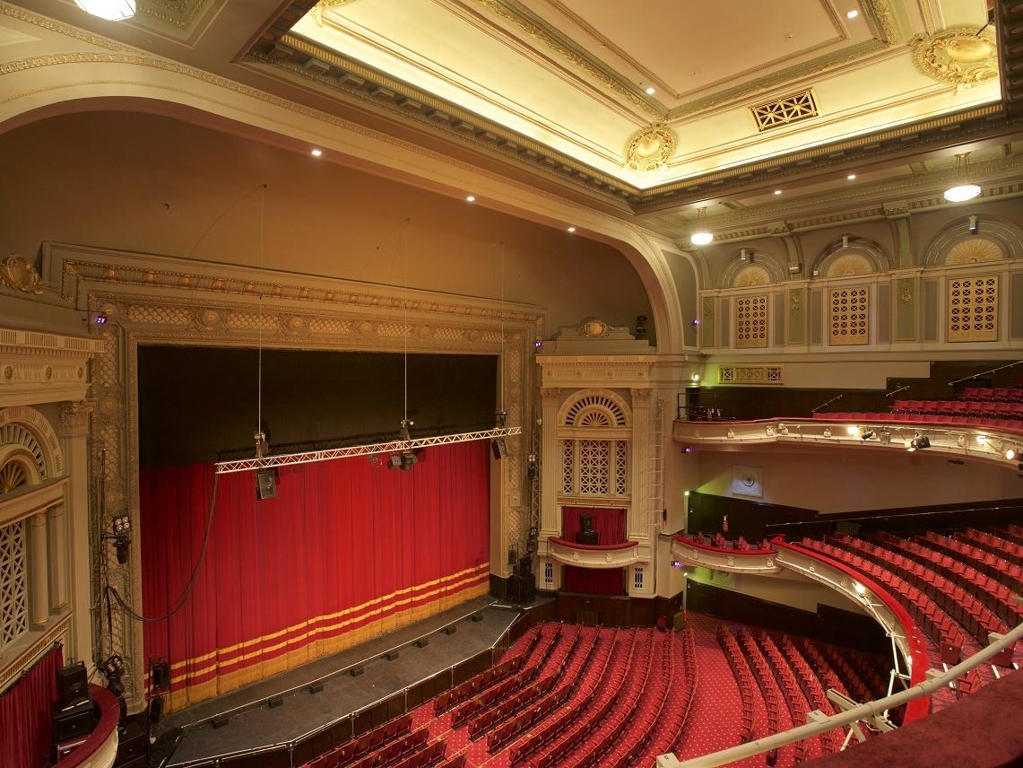 Edinburgh Playhouse | What's On & Book Tickets | Theatres Online