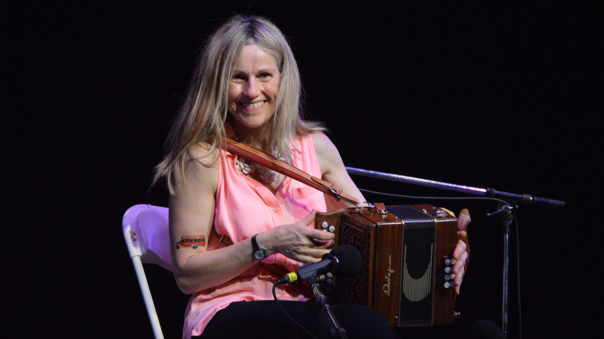 Sharon Shannon, Mary Coughlan & Frances Black In Concert