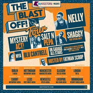 KISSTORY Presents The Blast Off! Tour