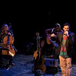 Alessio Arena concierto de final de gira Atacama