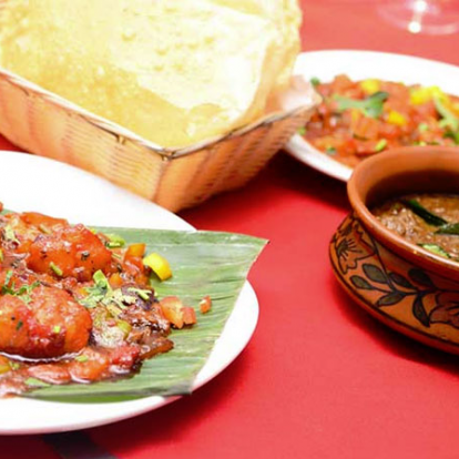 Coconut Lagoon South Indian Restaurant
