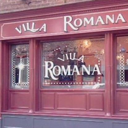 Villa Romana Restaurant