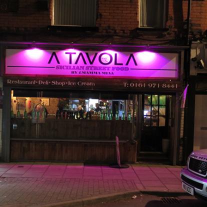A Tavola Sicilian Street Food