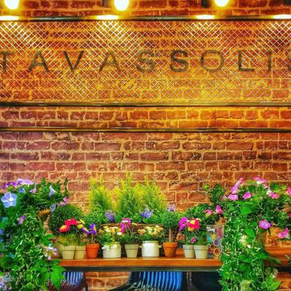 Tavassoli's Cafe and Grill
