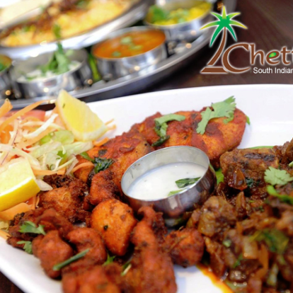 Chettinad Restaurant
