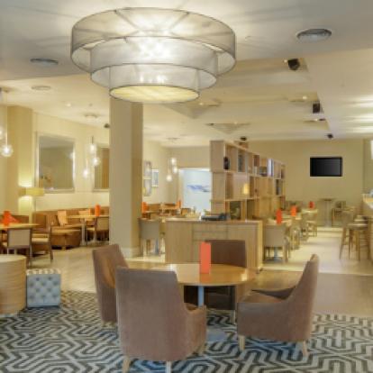 Sonama Restaurant & Cables Bar at the Hilton