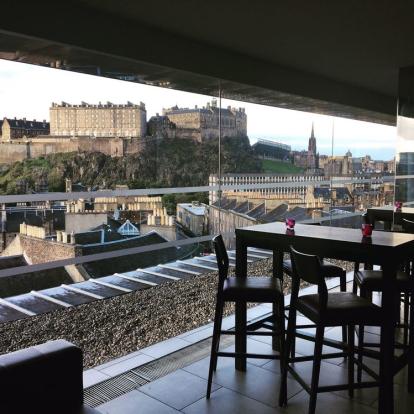 SKYbar Edinburgh