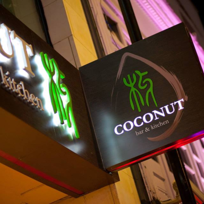 The Coconut Bar and Restaurant