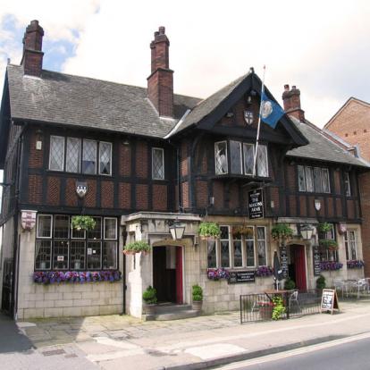The Masons Arms York