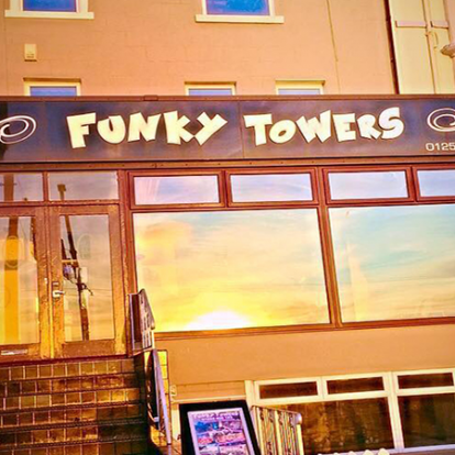 Funky Towers Hotel