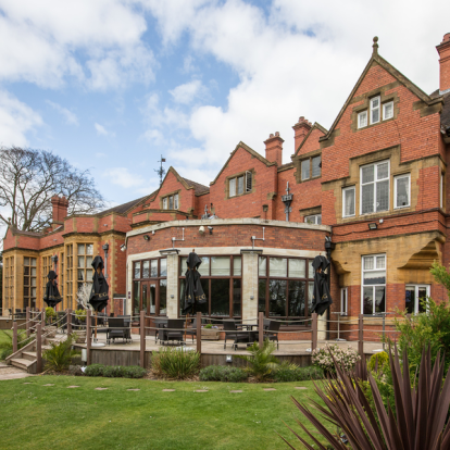 The Mount Hotel Wolverhampton new