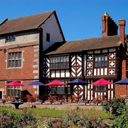 The Albright Hussey Manor Hotel