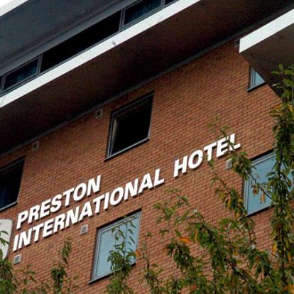 Legacy Preston International Hotel