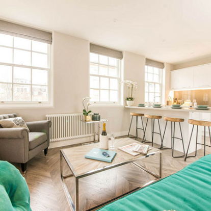 The Halcyon Serviced Apartments
