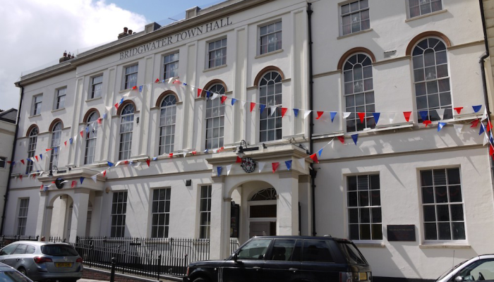Town Hall - Bridgwater