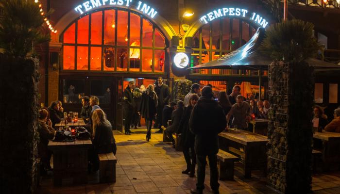 The Tempest Inn
