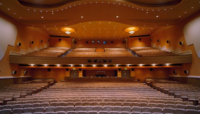 New Theatre Peterborough