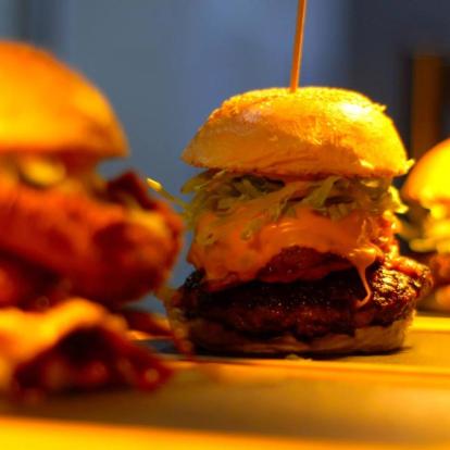 Smokin' Bull Burger and Grill