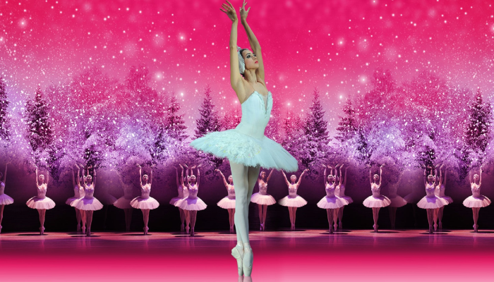 Russian State Ballet of Siberia - the Nutcracker