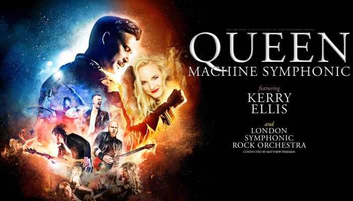 Queen Machine Symphonic featuring Kerry Ellis