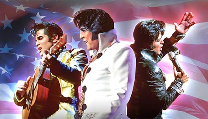Elvis Tribute Artist World Tour Featuring Shawn Klush and Dean Z