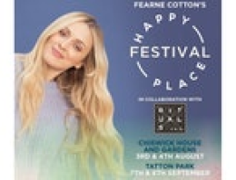 Fearne Cotton's : Happy Place Festival