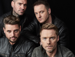 Boyzone - Vip Packages