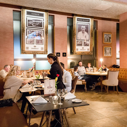 The Bastion Restaurant at Shankly Hotel