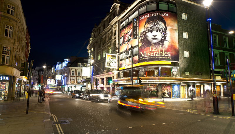 Top 10 Shows in the West End Right NOW