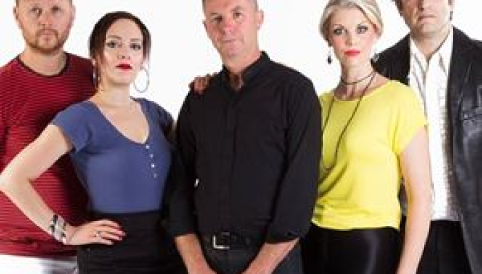 Love DistrAction - tribute to The Human League