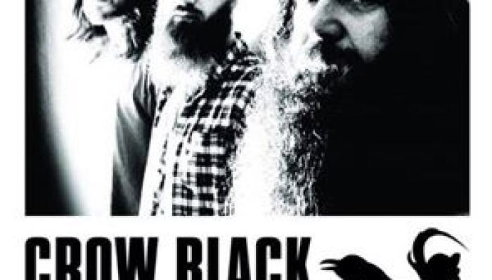 Crow Black Chicken & Eliana Cargnelutti