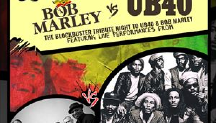 The Marley Experience & The UB40 Experience