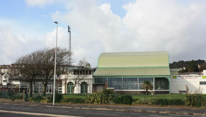Patti Pavilion