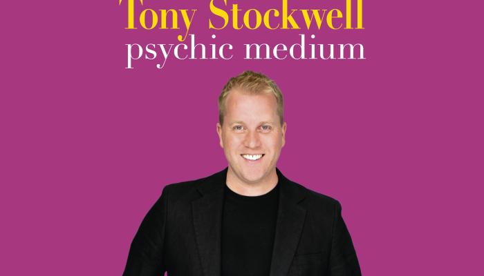 Tony Stockwell Psychic Medium
