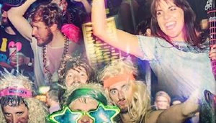 Trashformers Party