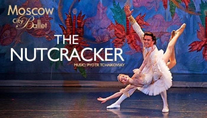 Moscow City Ballet presents The Nutcracker