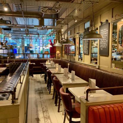 Bill's Guildford Restaurant