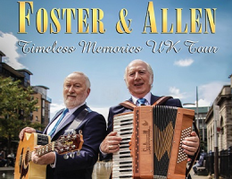 Foster and Allen - Timeless Memories Tour