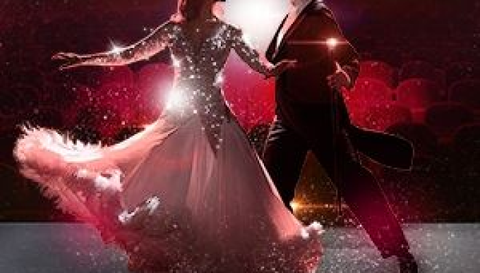 Anton and Erin Dance Those Magical Movies