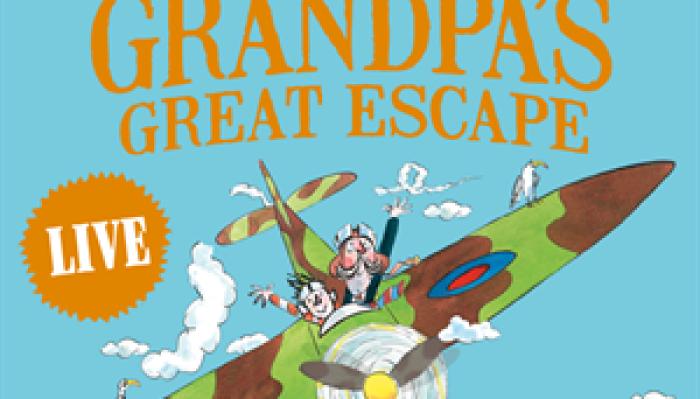 Grandpa's Great Escape Live