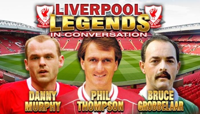 Liverpool Legends - In Conversation