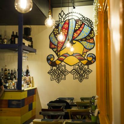 Dhamaka Restaurant