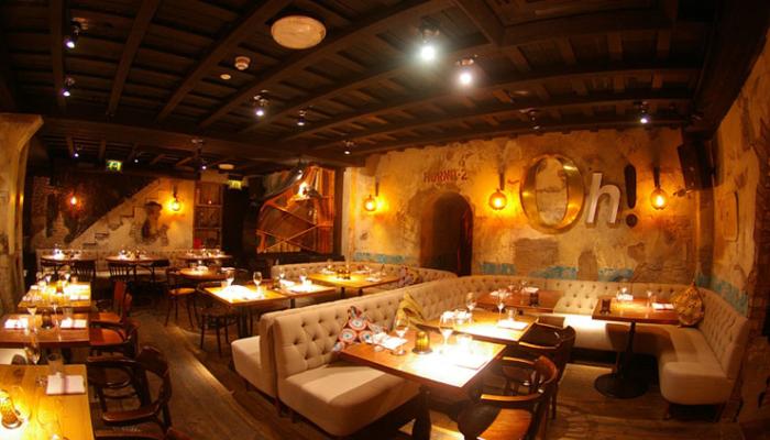 La Bodega Negra Restaurant
