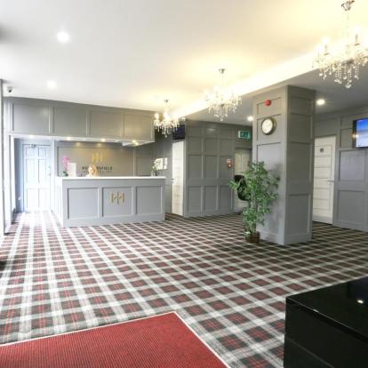 The Huddersfield Hotel