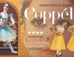 Vienna Festival Ballet - Coppelia