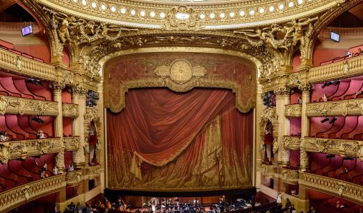 Opera 'La Bohème' u The New Theatre Oxford