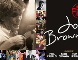Joe Brown In Concert - 60th Anniversary Tour