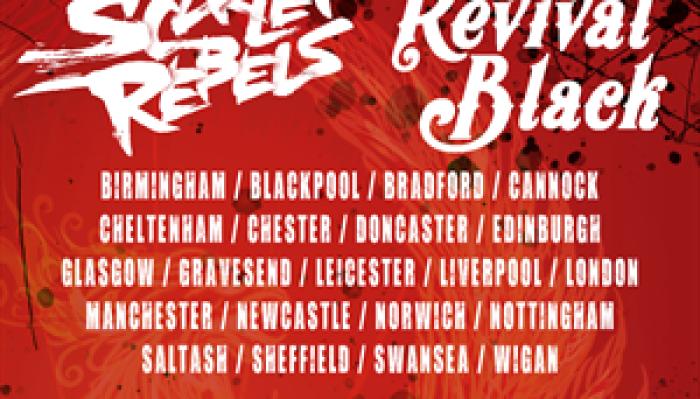 Scarlet Rebels / Revival Black