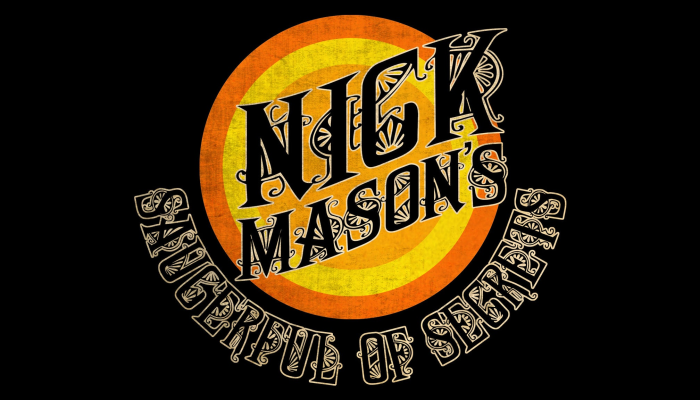 Nick Mason Saucerful of Secrets