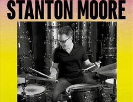 January Blues Festival - STANTON MOORE